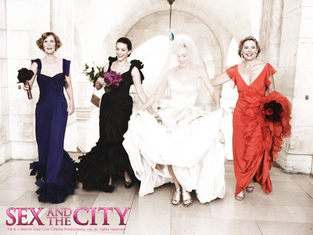 sex and the city il film
