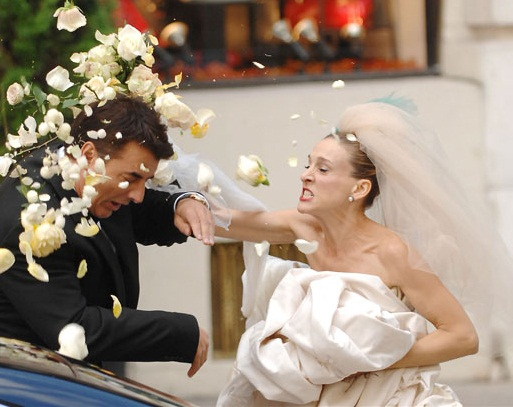 Carrie da sposa fashioniamoci for Sposa che corre