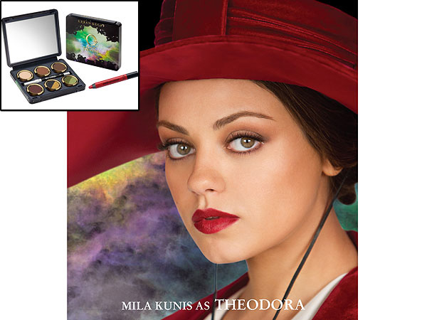 urban decay oz the great and powerful palette theodora