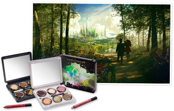 urban decay palettes Oz the great and powerful primavera 2013