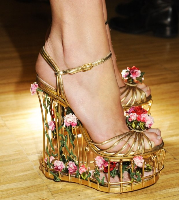 01-Dolce-Gabbana scarpe autunno 2014