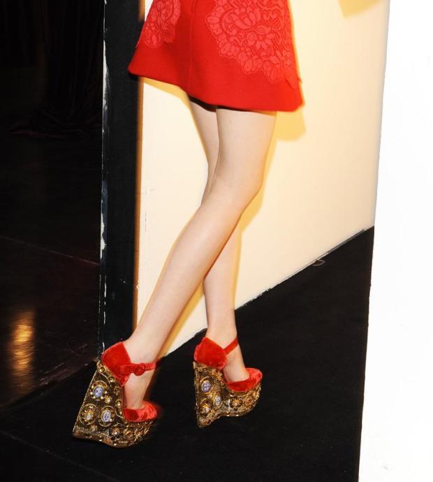 06 scarpe -Dolce-Gabbana 2013-2014