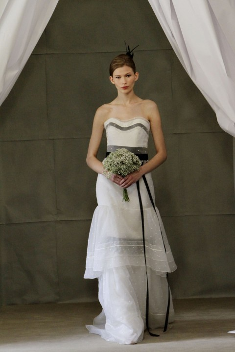 abiti da sposa 2013 carolina herrera 18