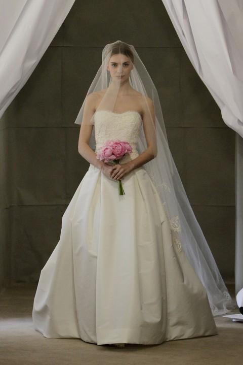 abiti da sposa 2013 carolina herrera 3 9a04ac55af3