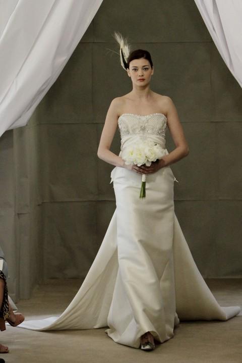 abiti da sposa 2013 carolina herrera 9