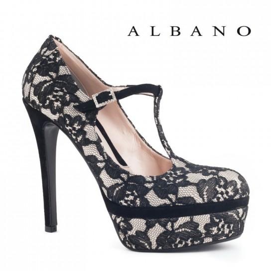 albano in pizzo scarpe sposa 2013