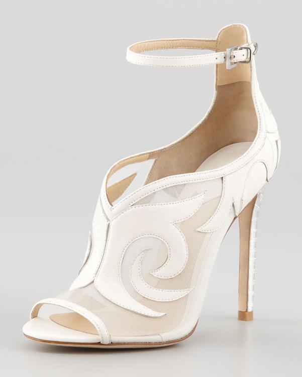 Brian-Atwood scarpa sposa 2013