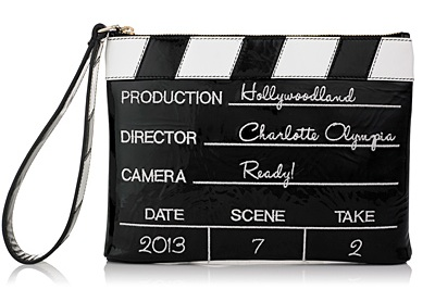 charlotte olympia 2013 clutch cinema 6