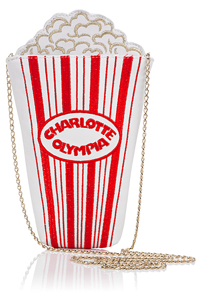 charlotte olympia 2013 clutch pop corn