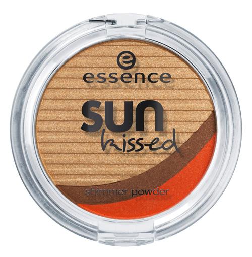 essence sun kissed 2013 shimmer powder