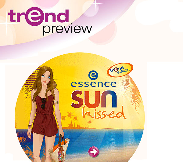 essence sun kissed collezione estate 2013