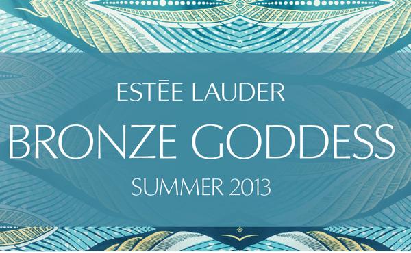 Estee-Lauder-Summer-2013-Bronze-Goddess-Collection-Teaser