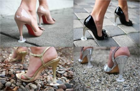 heels abova il salva tacco