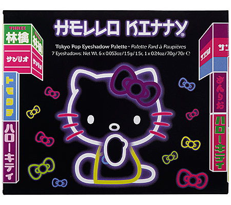 hello kitty pop tokio make up primavera 2013