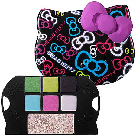 Hello-KittyvTokyo pop 2013 palette ombretti