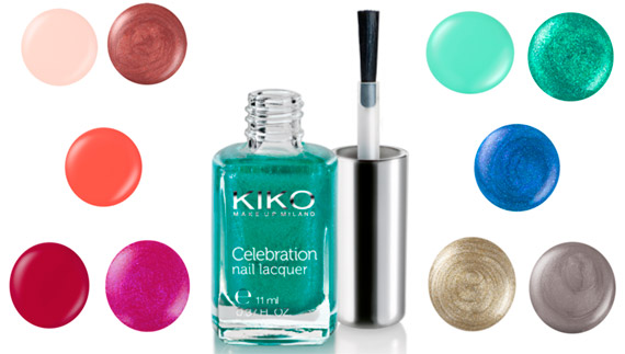 kiko colour in the world smalti
