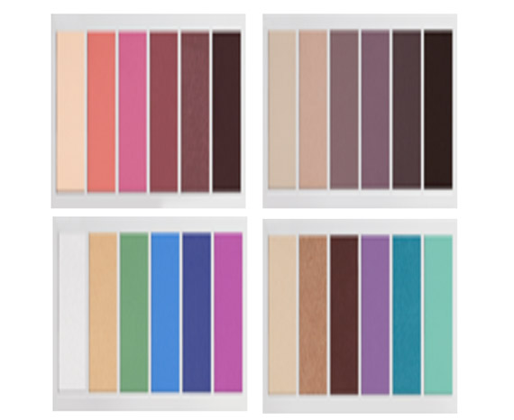Kiko-Colours-in-the-World colori palette ombretti