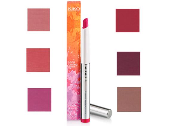 Kiko-Colours-in-the-World lipstick