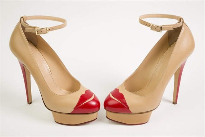 """Kiss me Dolores""  pumps"