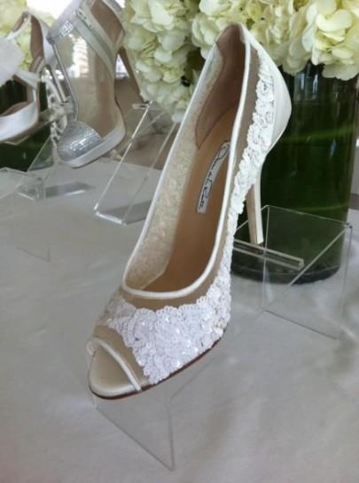 oscar de la renta scarpe sposa 2013