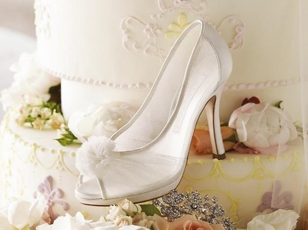 pronovias scarpe sposa 2013