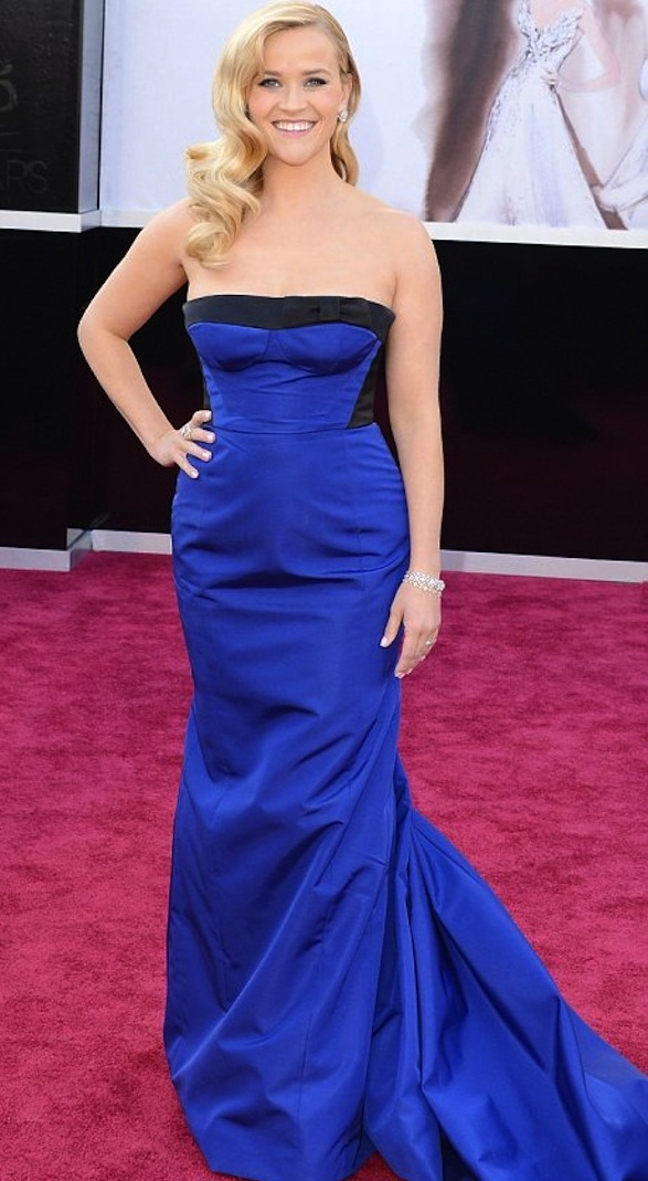 reese witherspoon oscar 2013