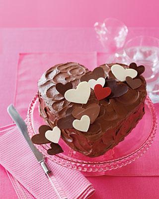 torta cuora san valentino