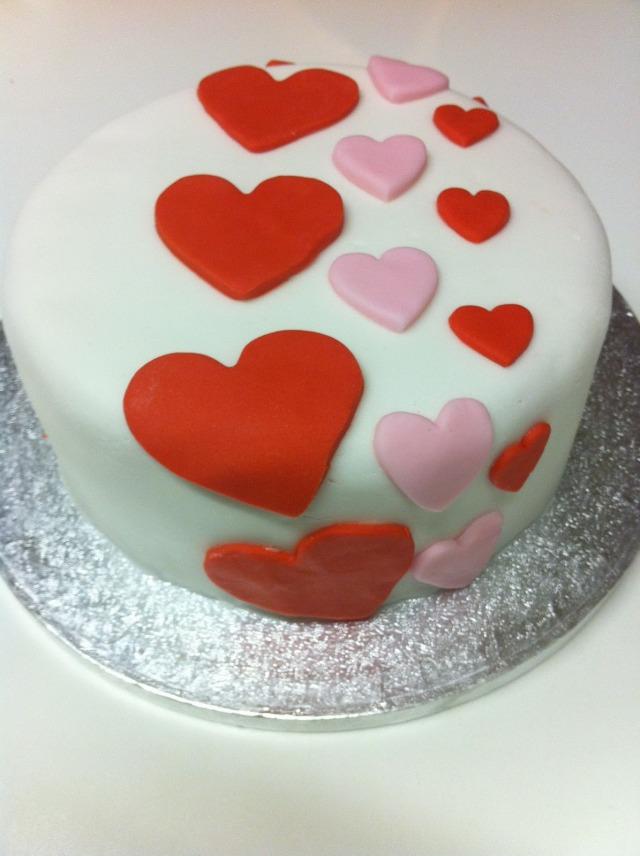 torta cuori san valentino 2