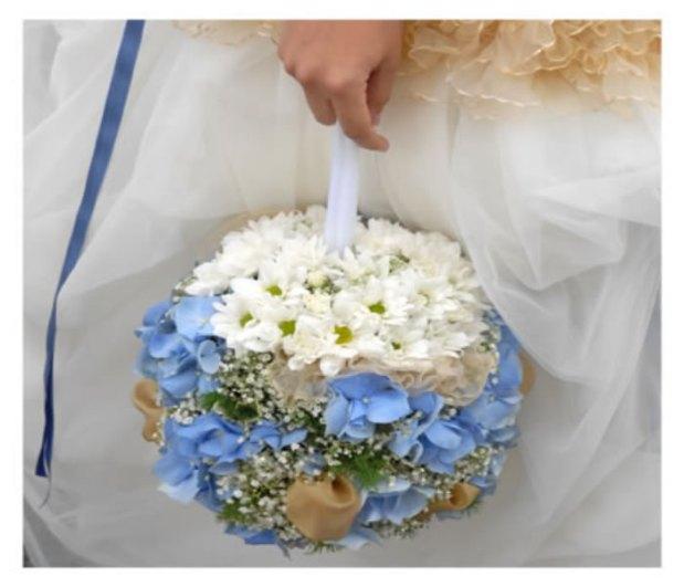 bouquet tiffany 22