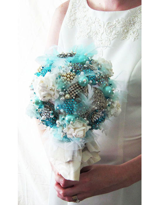 bouquet tiffany 7