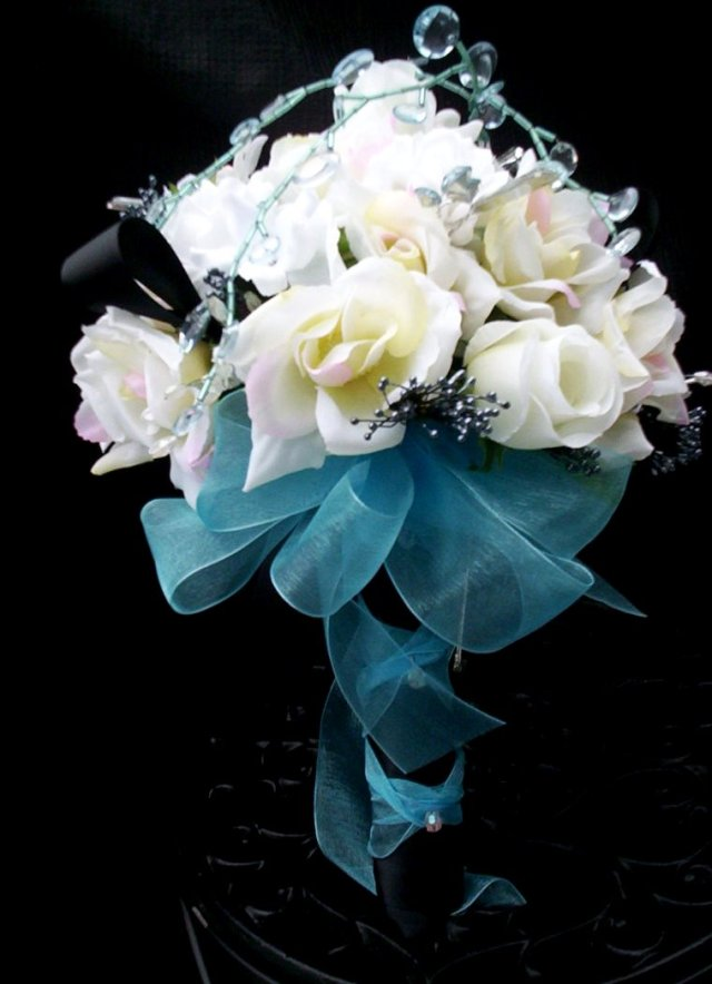 bouquet tiffany 9