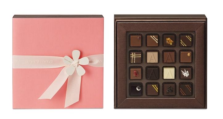cioccolatini armani dolci pasqua 2013