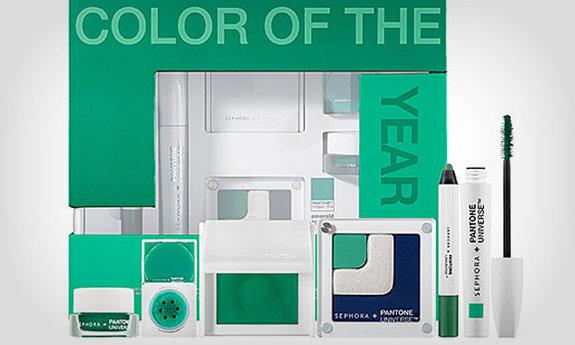 collezione emerald sephora 2013