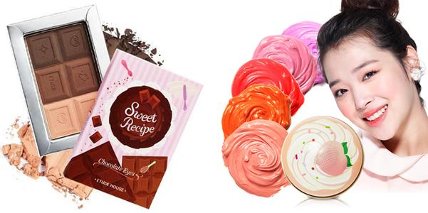 collezione make up sweet recipe 2013