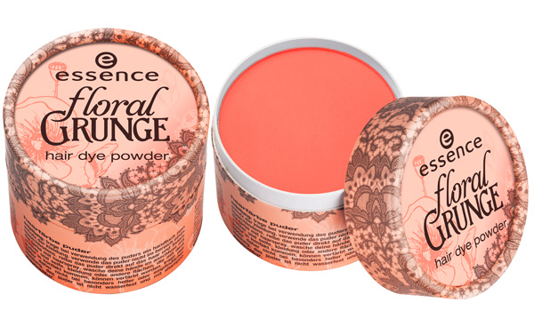 Essence Floral-Grunge 2013 polvere per capelli