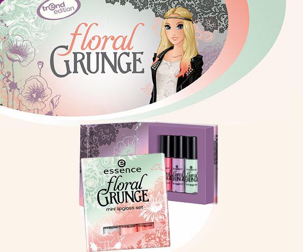 Essence Floral-Grunge estate 2013