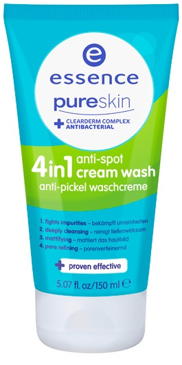 essence pure skin anti- spot 4 in 1 2013