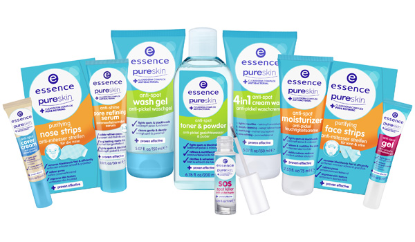 essence pure skin collection 2013