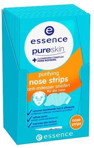 essence pure skin strisce purificanti per naso 2013