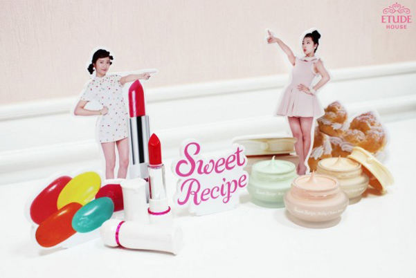 etude house sweet recipe 2013