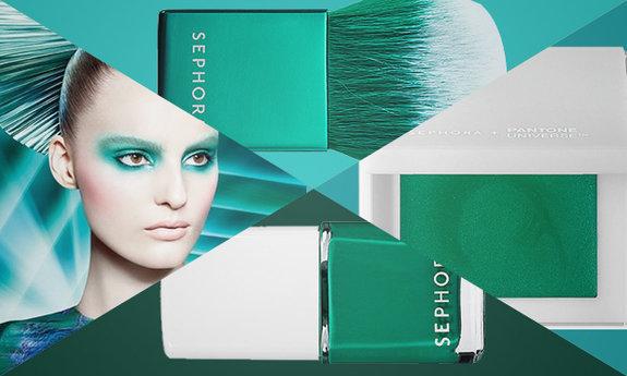 make up sephora emerald