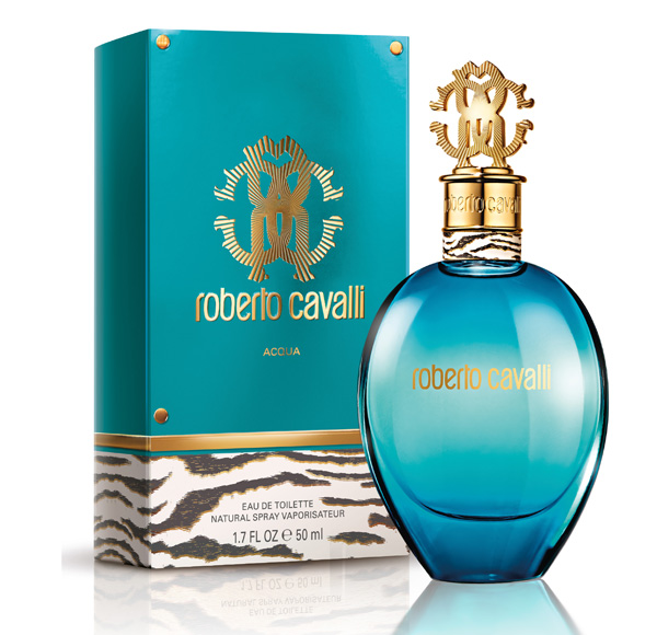 Roberto-Cavalli estate2013-Acqua-Fragrance-Bottle
