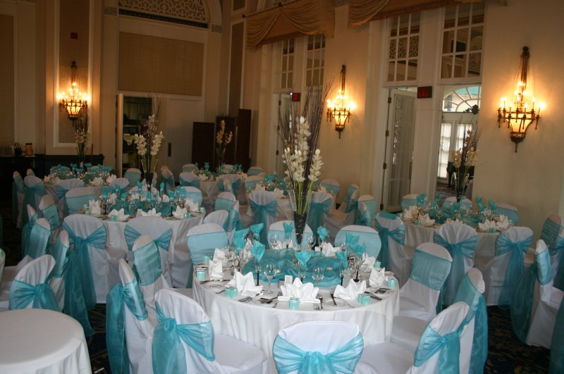 Matrimonio In Tiffany : Decorazioni sala per matrimonio design casa creativa e