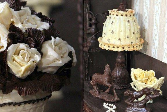 salone in cioccolato belga