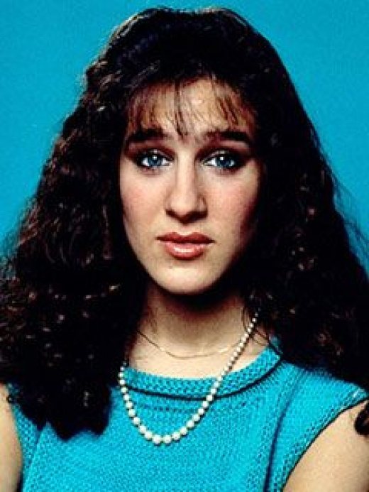 sarah jessica parker 1984