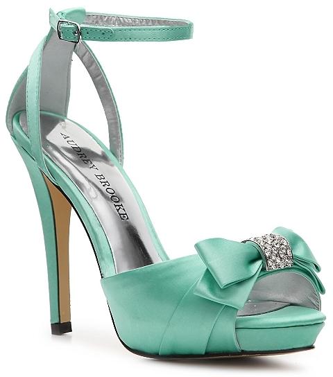 scarpa tacco sposa tiffany