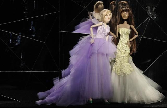 sfilata marionette fashion week sao paolo