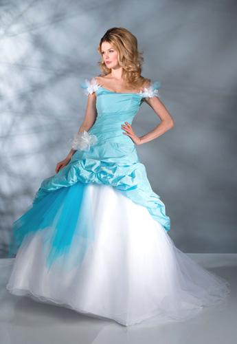 wedding dress tiffany
