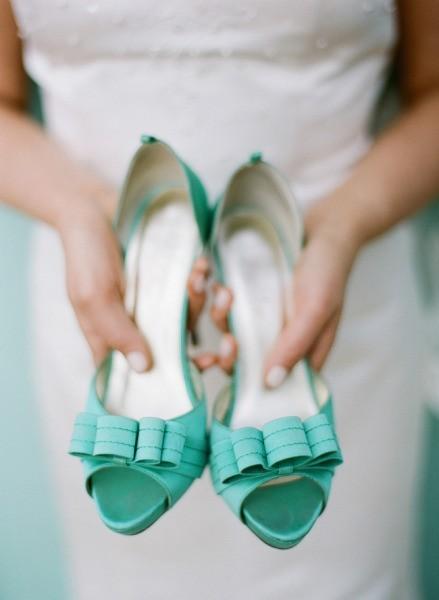 wedding shoes tiffany