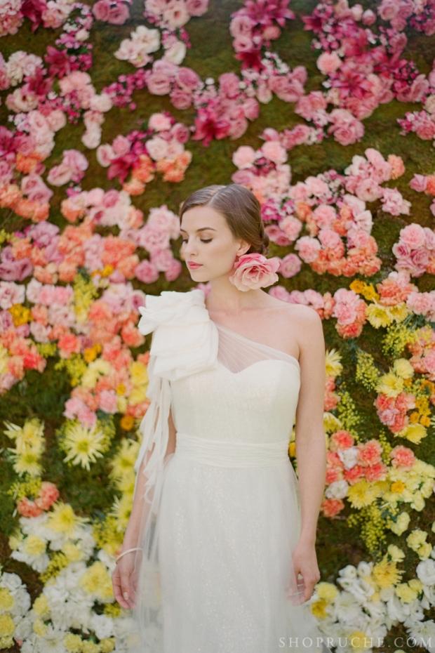abito da sposa rouche primavera 2013 13